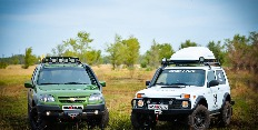 Дикие Нивы: Chevrolet Niva Off Road против Lada 4x4 Wild Edition