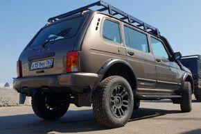 Тюнинг Lada 4x4 5дв. (2131)
